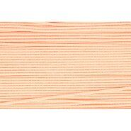 3 mm band - Koord zalm (0704)