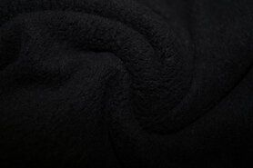 Broek - Ptx 997047-999 Fleece katoen zwart