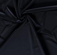 Polyester stof - NB 1500-008 Interieur en decoratiestof donkerblauw