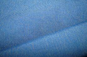 Interieurstoffe - Canvas special (buitenkussen stof) jeansblauw
