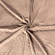 Beige stoffen - NB21 16039-152 Kunstleer zacht beige