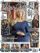 Naaipatronen - Miss Doodle najaar/winter 2021/2022 #4 (16999)