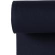 Nooteboom stoffen - NB 5861-008 Boordstof ribbel donkerblauw
