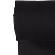 Nooteboom stoffen - NB 5861-069 Boordstof ribbel zwart