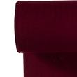 Boordstoffen - NB 5500-018 Boordstof bordeaux