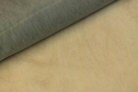 Goedkope stoffen - BU 4700-031 Tule breed donkergrijs