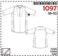 Nähmuster - It's a fits 1097: tuniek