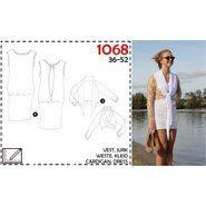 Naaipatronen - It's a fits 1068: jurkje en vest