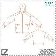 Nähmuster - Abacadabra Muster 191: outdoor jack