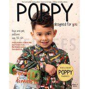 Diverse (hobby) patroonboeken - By poppy magazine editie 17