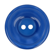 Neue Kurzwaren - Knoop Bottoni Italiani Kobaltblauw 4348-24-201
