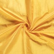 Glanzende stoffen - NB 5516-735 Taftzijde geel