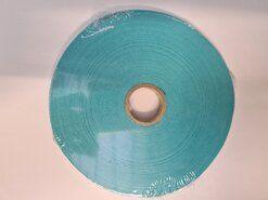 Blauw - ACTIE Keperband 50 meter per rol Turquoise 10mm 0101-029
