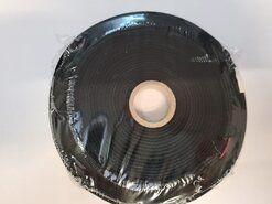 Zwart - Keperband 10mm Zwart 0101-999
