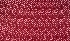 Rote Stoffe - K15046-016