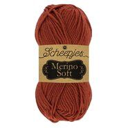 Oranje - Merino Soft 608 Dali 50GR