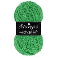Brei- en haakgarens SWEETHEART SOFT - Sweetheart Soft 23 Grasgroen