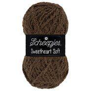 Brei- en haakgarens SWEETHEART SOFT - Sweetheart Soft 06 Root Beer