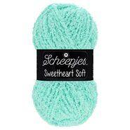 Brei- en haakgarens SWEETHEART SOFT - Sweetheart Soft 17 See Green