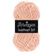 Haak- en breigaren - Sweetheart Soft 12 Coral