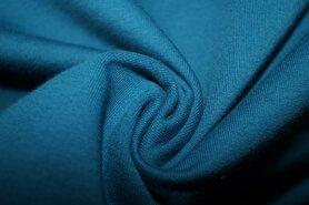 Blaue Stoffe - Ptx 997241-844 Sweattricot petrol