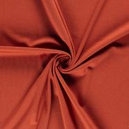 Effen stoffen - NB 9601-056 Tricot punta di roma brique
