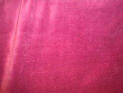 Fluweel stof - NB 3081-014 Nicky velours fuchsia