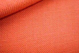 Feeststof - Jute oranje (105)