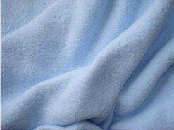 Stoffen Babykamer - Ptx 997047-821 Fleece katoen lichtblauw
