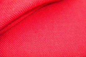Feeststof - Jute rood (106)