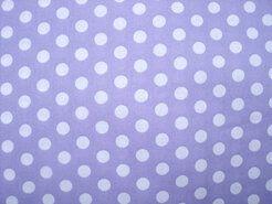 Paarse stoffen - NB 5576-043 Katoen Balletjes lila