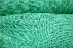 Feeststof - Jute groen (107)
