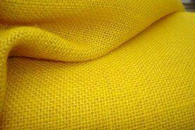 Feeststof - Jute geel (102)