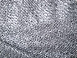 Tule - BU 3061 Tule zilver € 5,95 per meter