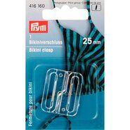 Transparant - *Prym Bikinisluiting 25 mm (416.160)*