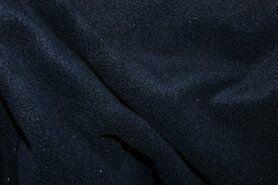 Fleece - NB 9111-008 Fleece donkerblauw