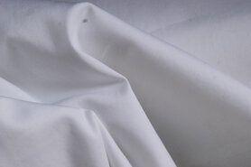 Carnavalsstoffen - NB 1675-050 Bruidssatijn wit