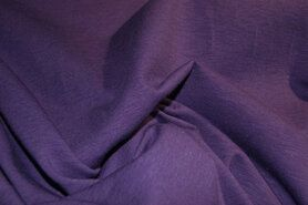 Stenzo stoffen - Stenzo 18600-14 Tricot uni paars