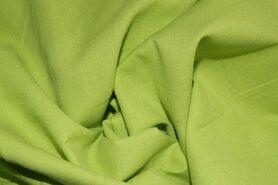Batist stof - Ptx 997503-728 Batist lime-appelgroen op=op