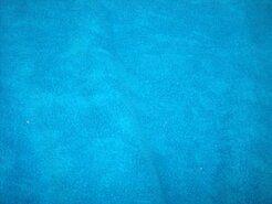 Fleece stoffen - PTX 997047-837 Fleece katoen turquoise op=op