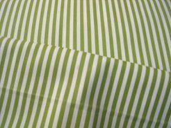 Boerenbont stoffen - NB 5574-024 Katoen Streep appelgroen