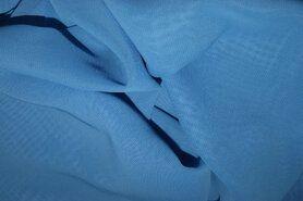 Voile - NB 3969-4 Voile uni blau
