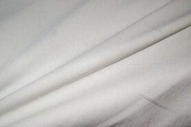 Spijkerstoffen - NB 3928-050 Jeans stretch wit