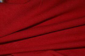 Jersey - NB 14 5438-15 Trikotstoff rot