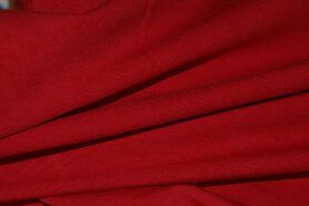 Nooteboom stoffen - NB 5438-015 Tricot rood