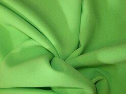 Groene vitrages - NB 3956-023 Crepe Georgette lime