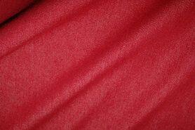 Spijkerstoffen - NB 3928-015 Jeans stretch rood