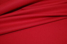 Keperkatoen - NB 2888-015 Keperkatoen rood