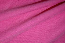 Ribcord en velvet - NB 9471-011 Ribcord roze