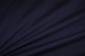 Tricot - NB 2194-347 Tricot donkerblauw/paars op=op